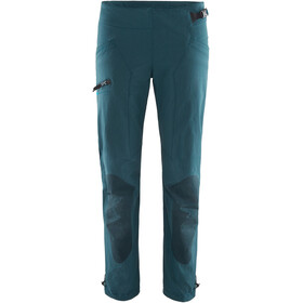 Klättermusen Misty Pants Dam dark deep sea